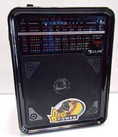 Радио с аккумулятором переносное RX-9100