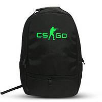 Рюкзак игры КС ГО (CS GO) для мальчика, подростка 28х38х15 см