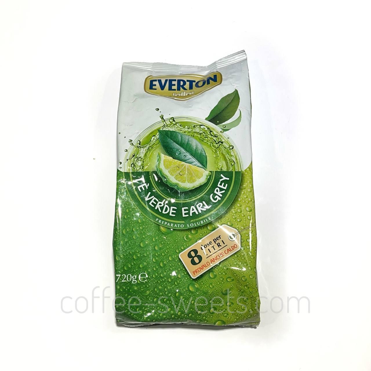 Чай гранулированный Everton со вкусом Лайма и Мяты 720г