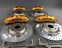 Тормозная система TEI для Mercedes