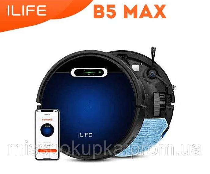 Робот пылесос ILIFE B5 Max