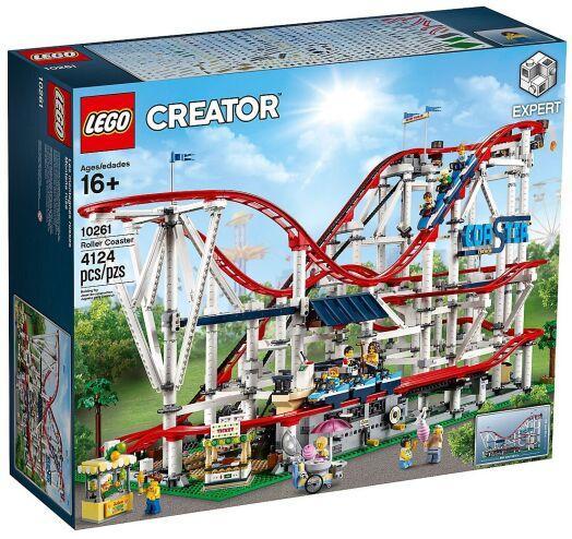 Конструктор LEGO Creator Expert Американские горки (10261)