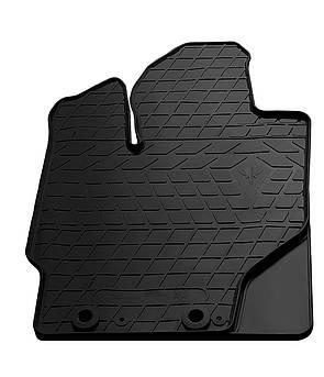 Водительский резиновый коврик для Toyota Yaris 2013- Stingray