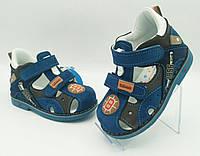 Ортопедичні лікувально-профілактичні босоніжки ВЕВЕТОМ для хлопчика, фото 1