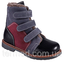 Ортопедичні зимові дитячі чоботи