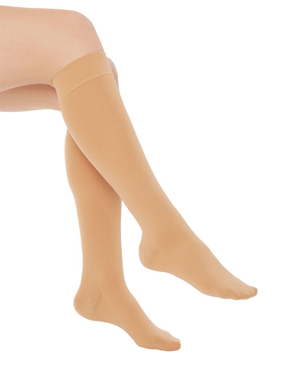 Панчохи антиварикозні 2 класу компресії Variteks до колін із закритим носком