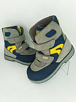 Ортопедичні дитячі зимові чоботи Bebetom, фото 1