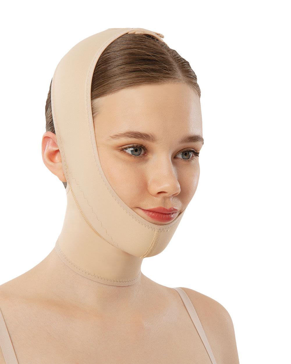 Компресійна маска для підборіддя та шиї Variteks