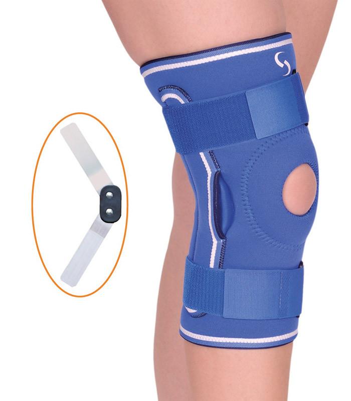 Стабілізатор колінного суглоба шарнірний, Variteks, код 833