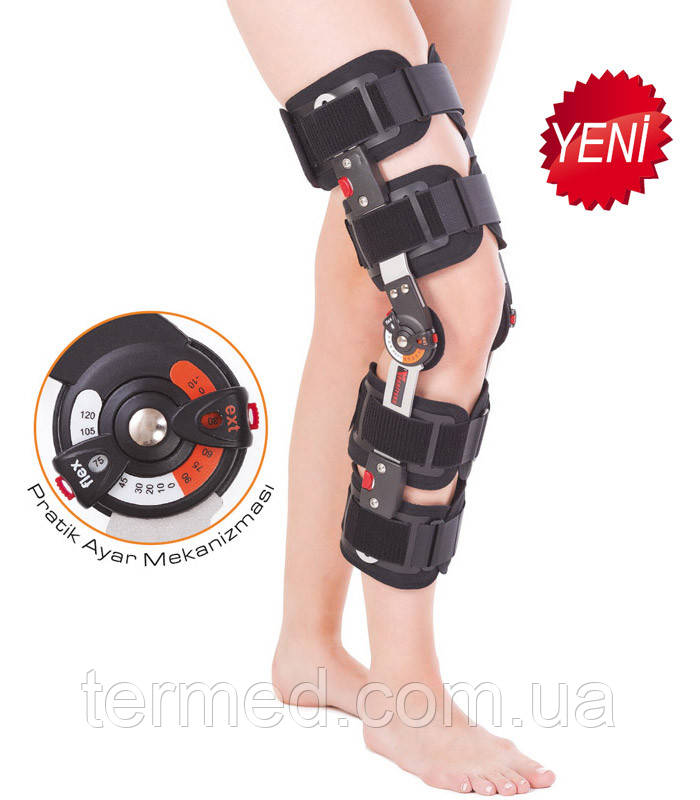 Стабілізатор коліна шарнірний з регулюванням висоти Variteks