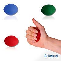 Силіконовий м'яч для реабілітації руки