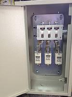Ящик ЯРП-100 BILMAX IP 31 Укомплектованный рубильниками и предохранителями BILMAX