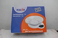 Весы кухонные MAGIO до 5 кг,Харьков, фото 1