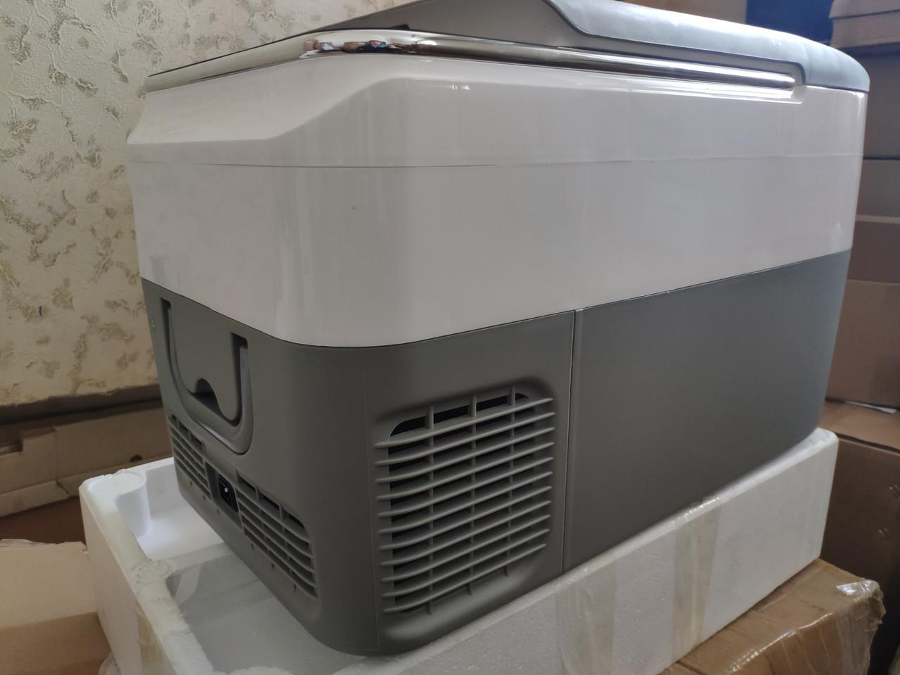 Авто холодильник 12v/24v 220v