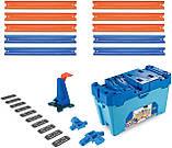 Двойная петля Трек Хот Вилс Hot Wheels MULTI LOOP BOX Track Builder FLK90 Оригинал, фото 8
