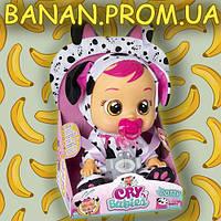 Интерактивная кукла пупс Плачущий младенец | Cry Babies Dotty кукла для девочек
