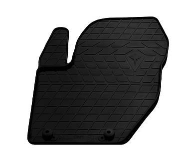 Водительский резиновый коврик для  VOLVO V40 2012- Stingray