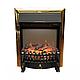 Камінокомплект Fireplace Сінгапур Білий + Сірий 2D технологія полум'я з обігрівом зі звуком, фото 3