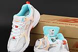 Женские кроссовки New Balance 530 в стиле нью беланс Белые (Реплика ААА+), фото 6