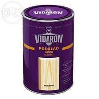 Видарон грунт нитро 1л, 5л Польша