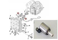 Клапан электромагнитный АКПП Peugeot  RENAULT ОРИГИНАЛ 7701208174
