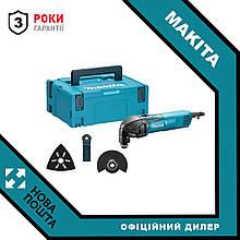 Багатофункціональний інструмент (РЕНОВАТОР) MAKITA TM3000CX1J