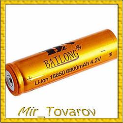 Акумулятора BAILONG Li-ion 18650 8800mAh 4,2 V