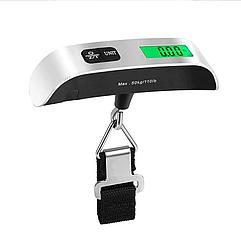 Дорожные багажные весы до 50 кг Digital Travel