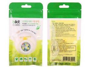 Кліпса від комарів Bikit Guard c натуральними екстрактами
