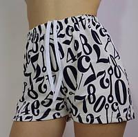 Женские молодежные, шорты , размеры 42-50, фото 1