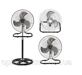 Напольный-настольный вентилятор 3 в 1 OD 1803 18 дюймов