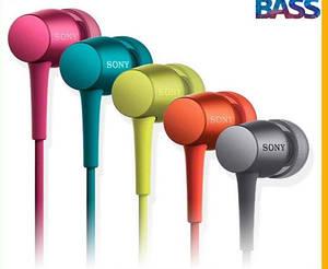 Навушники вакуумні SONY MS26 з мікрофоном