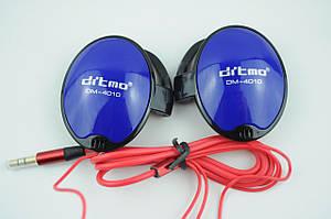 Дротові навушники DM-4010 з мікрофоном