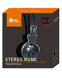 Дротові навушники H1 JEWAY