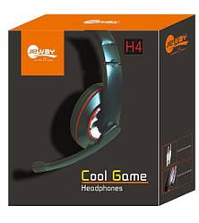 Дротові навушники H4 JEWAY