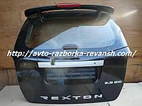 Крышка багажника  SsangYoung Rexton, фото 1