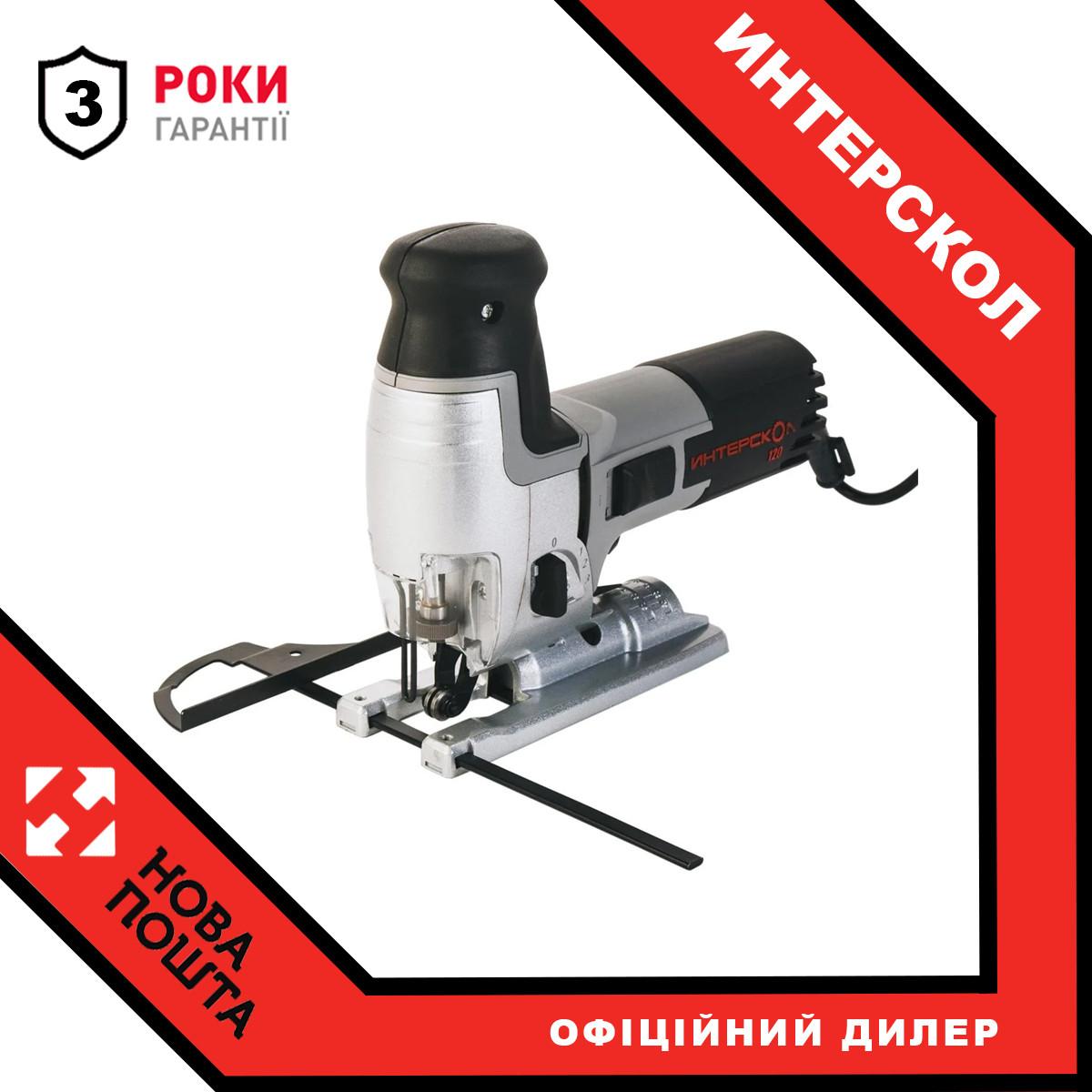 Лобзик электрический Интерскол МП-120/750Э