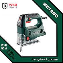 Електричний лобзик по дереву Metabo STEB 65 Quick (601030000)
