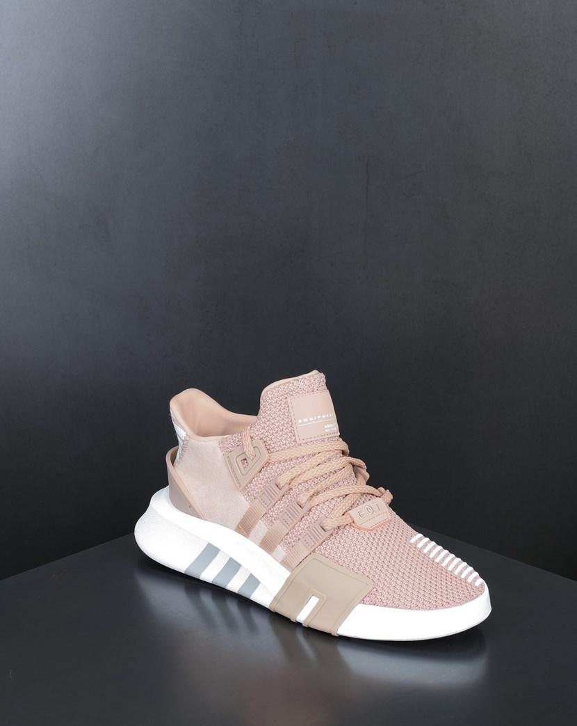 Женские кроссовки Adidas EQT в стиле Адидас Эквипмент РОЗОВЫЕ (Реплика ААА+)