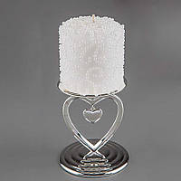 Красивая свадебная свеча
