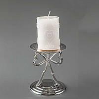 Красивая свадебная свеча (арт. Y-019Q)