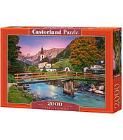 Пазлы 'У озера', 2000 элементов Castorland (C-200801)