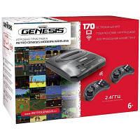 Ігрова консоль Retro Genesis 16 bit Modern Wireless (170 ігор, 2 безд (ConSkDn78)