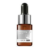 Отбеливающая сыворотка для лица с транексамовой кислотой и ниацинамидом Laikou Whitening Serum, 12мл