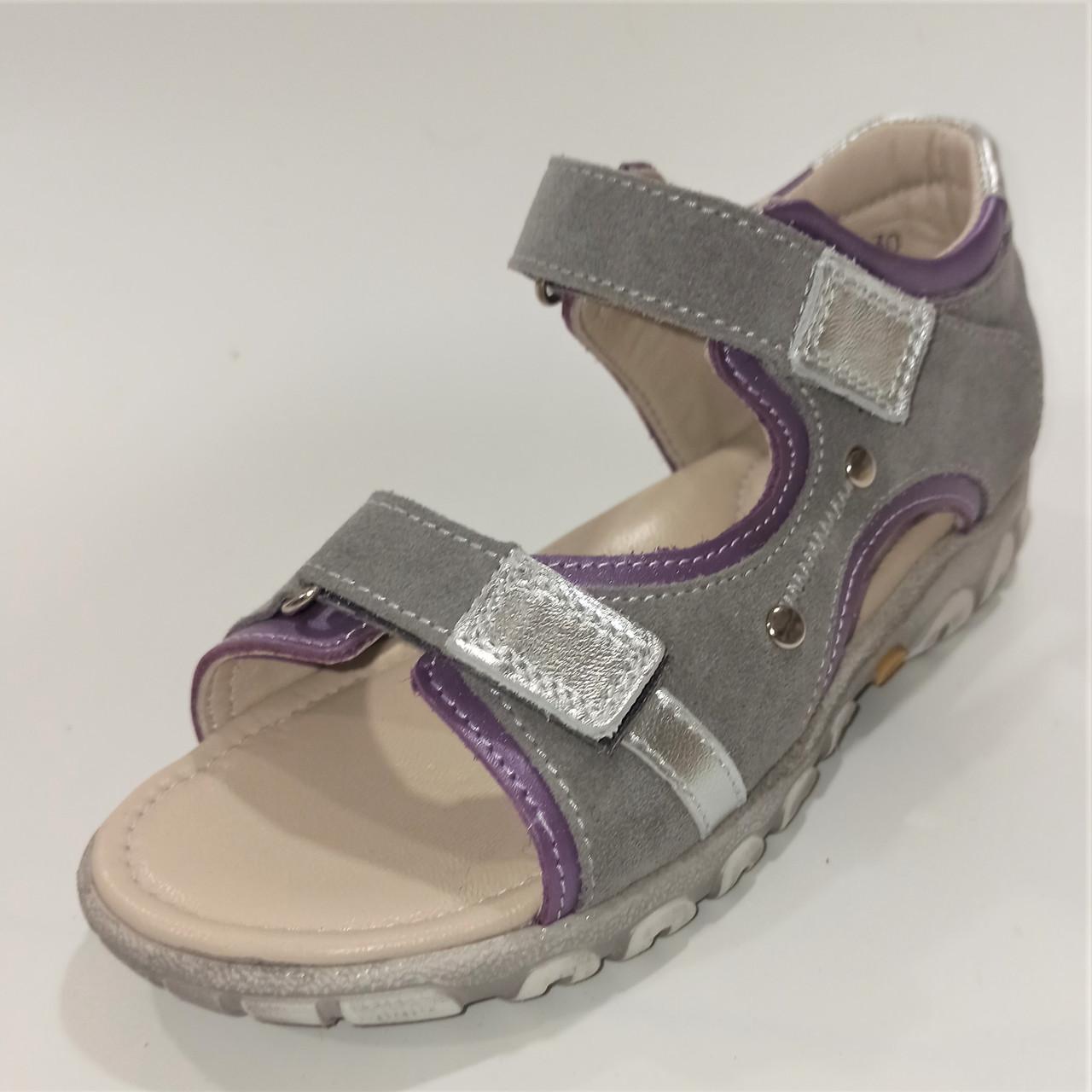 Ортопедичні сандалі спорт, Orthobe (код 1231) розміри: 30-33