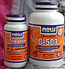 Препараты Now Foods для укрепления иммунной системы