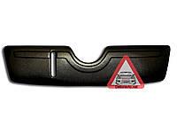 Зимняя накладка на решетку радиатора Skoda Octavia A5 2004-2009 матовый