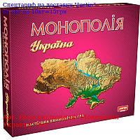"""Гра настільна """"Монополія Україна"""" Ost"""