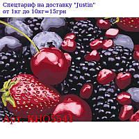 """Набор для росписи по номерам,  Натюрморт """"Вкус лета"""" 30 * 40см"""