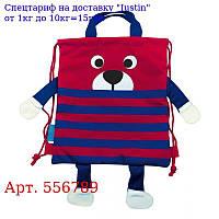 """Сумка-мешок детская 1 сентября SB-13 """"Little bear"""""""